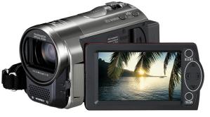 Видеокамера Panasonic HC-V10EE-R Red - Аспро:Маркет